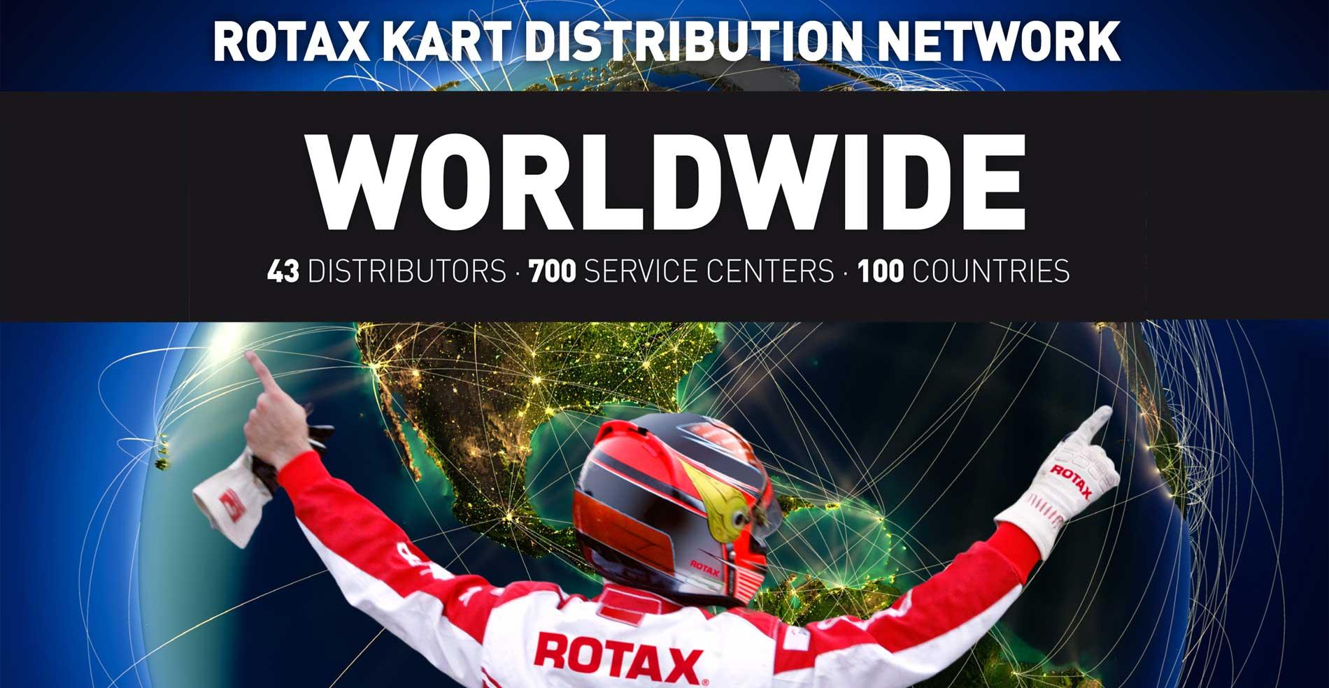 Jag Rotax – main distributor for rotax kart engines