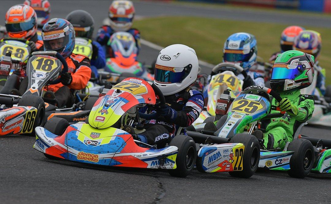 Micro Max Grand Finals Qualifier Report – Clay Pigeon Raceway