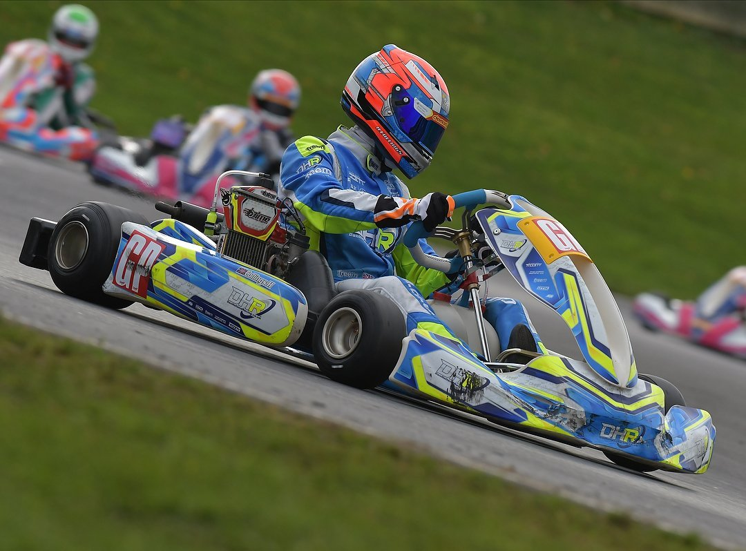 TVKC Autumn Cup – Round 3 – Rotax Report