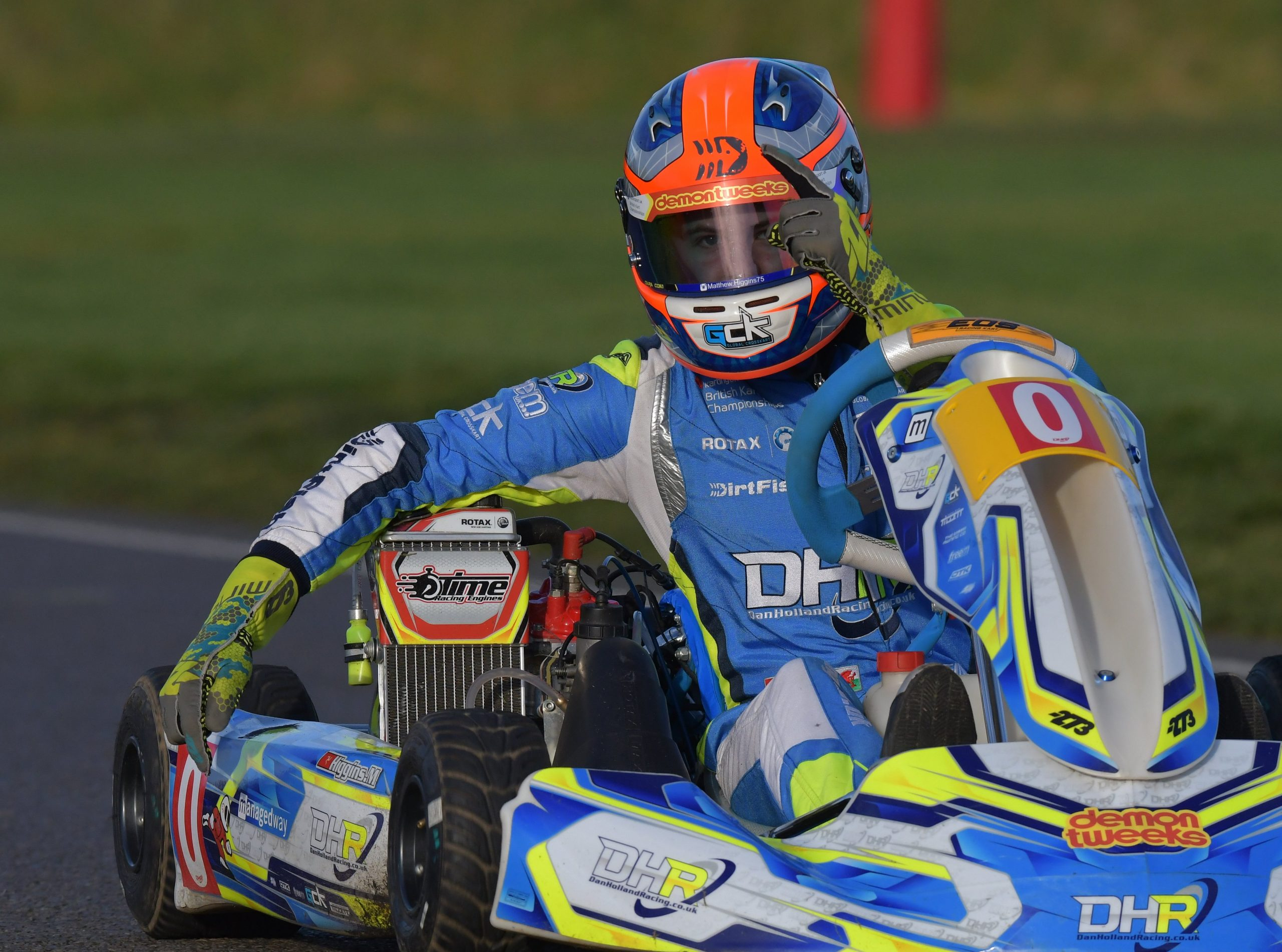 2021 Motorsport UK British Kart Championships Rotax calendar revealed