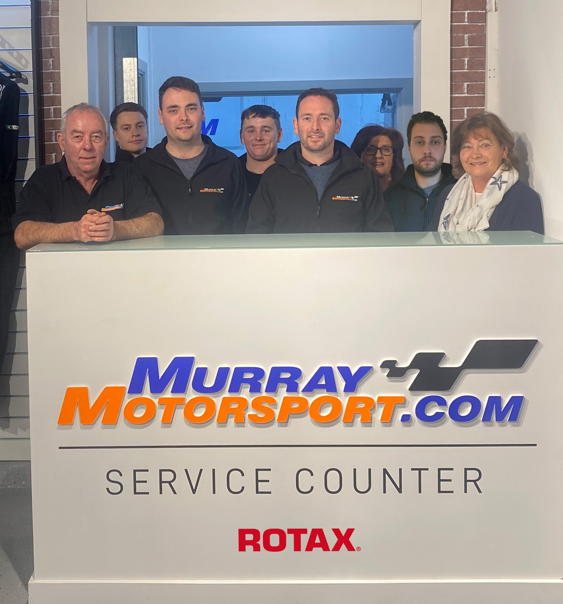 Murray Motorsport joins Rotax network as official Ireland distributor